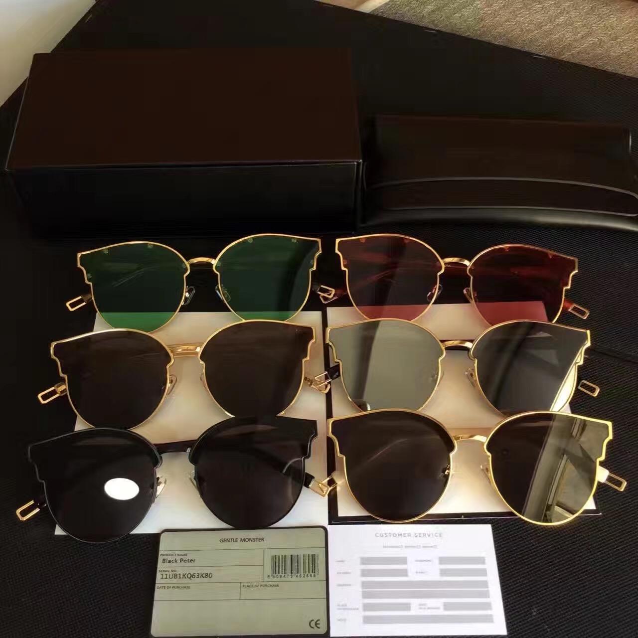 这是第7张各种大牌太阳镜镜框 支持一件代发的货源图片