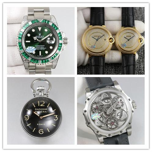 重磅来袭瑞士手表工厂直销诚招代理精仿复刻货源的封面大图