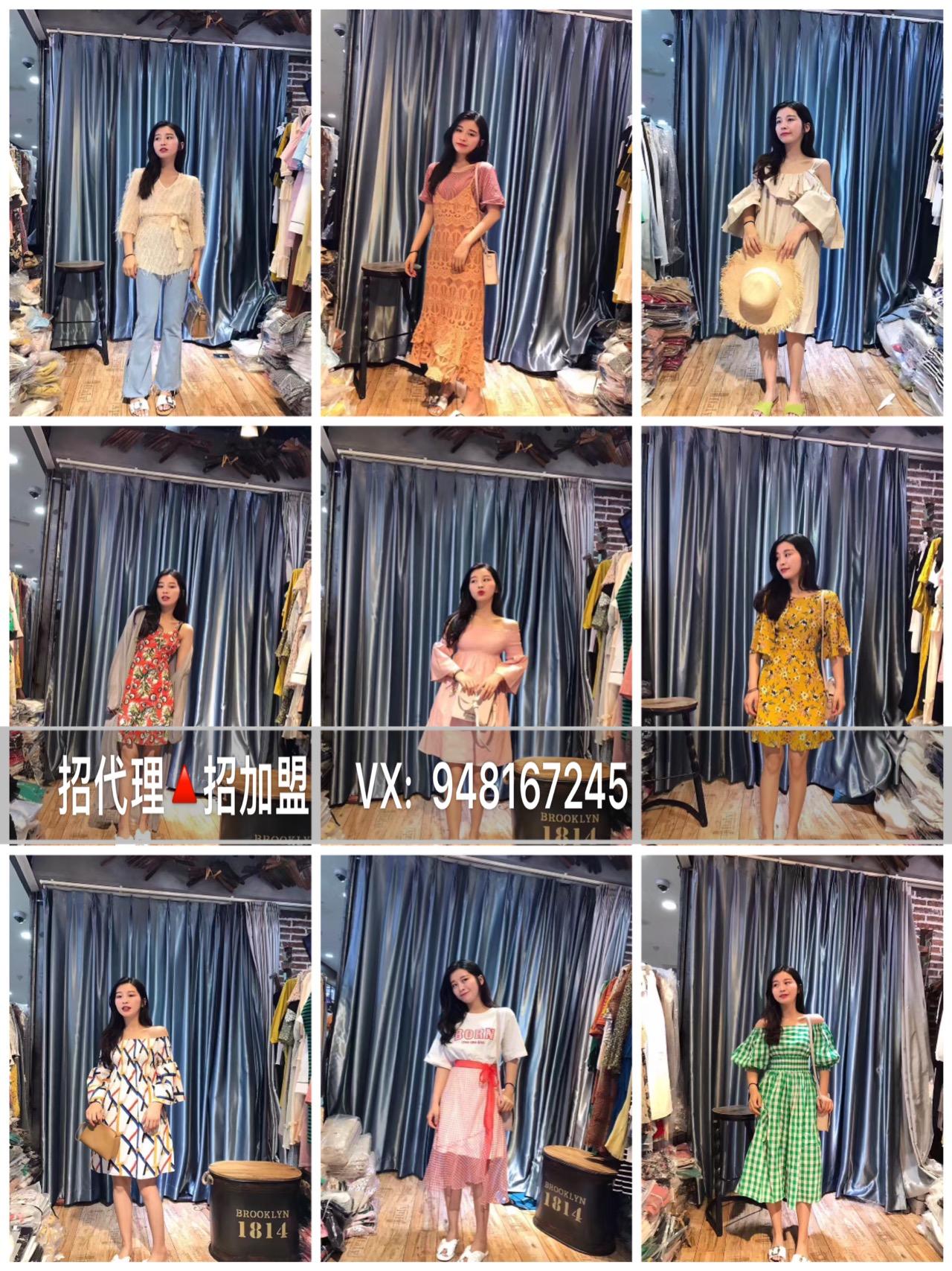 这是第5张女装欧美日韩泰国多种款式选择的货源图片