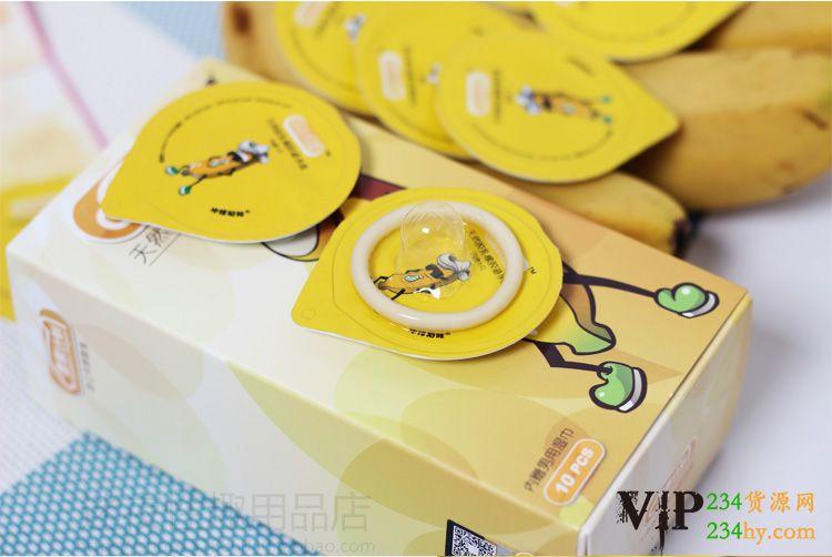 这是第1张避孕套中的VIP香蕉计划战斗机避孕套的货源图片